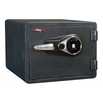 KY0913-1GRFL FireKing Business Class One-Hour Rated Fire Safe w/ Fingerprint Lock