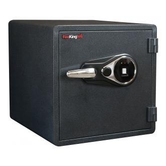 KY1313-1GRFL FireKing Business Class One-Hour Rated Fire Safe w/ Fingerprint Lock