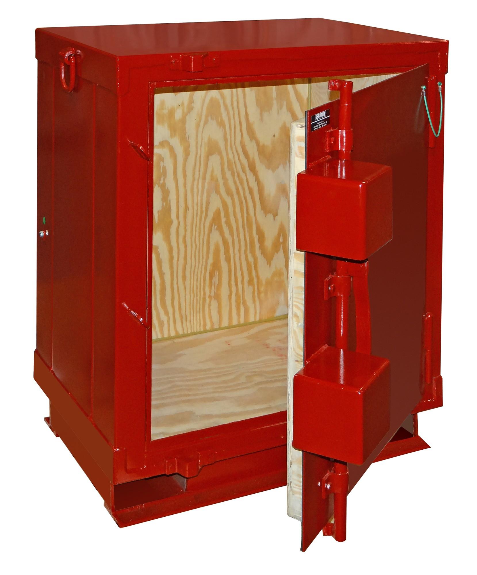 M100 Type 2 Explosive Storage Magazine for Outdoor Storage
