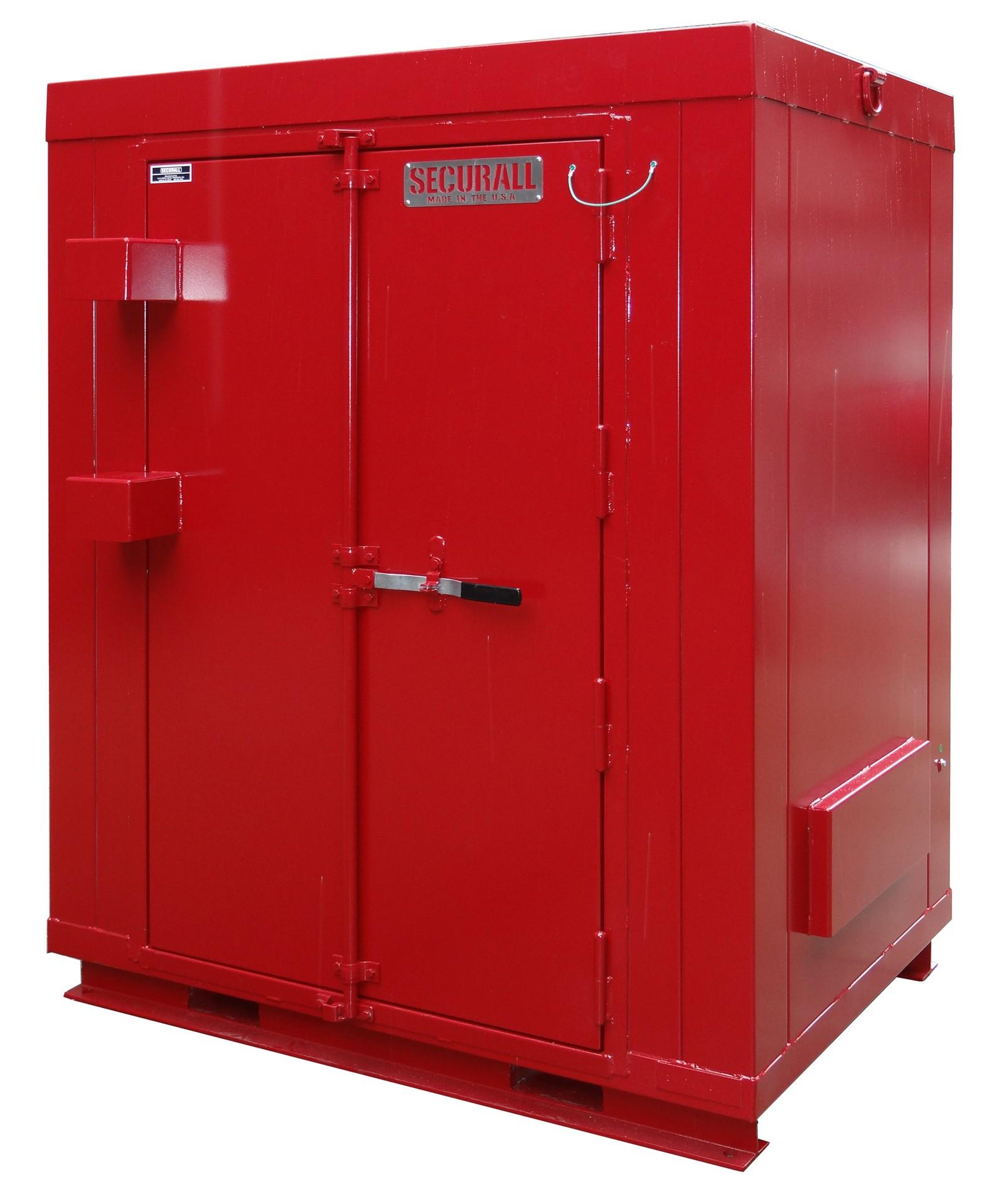 M180 Type 4 Explosive Storage Magazine for Indoor/Outdoor Storage