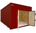 M1600 Type 2 Explosive Storage Magazine Indoor/Outdoor Storage