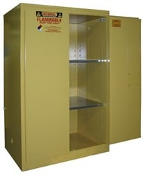 Securall Flammable Storage Cabinet with OSHA Compliant and Approved Rating