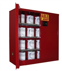 P140 - 40 Gallon Flammable Paint & Ink Storage Cabinet