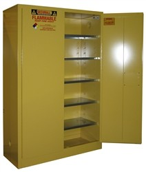 P160 - 60 Gallon Flammable Paint & Ink Storage Cabinet