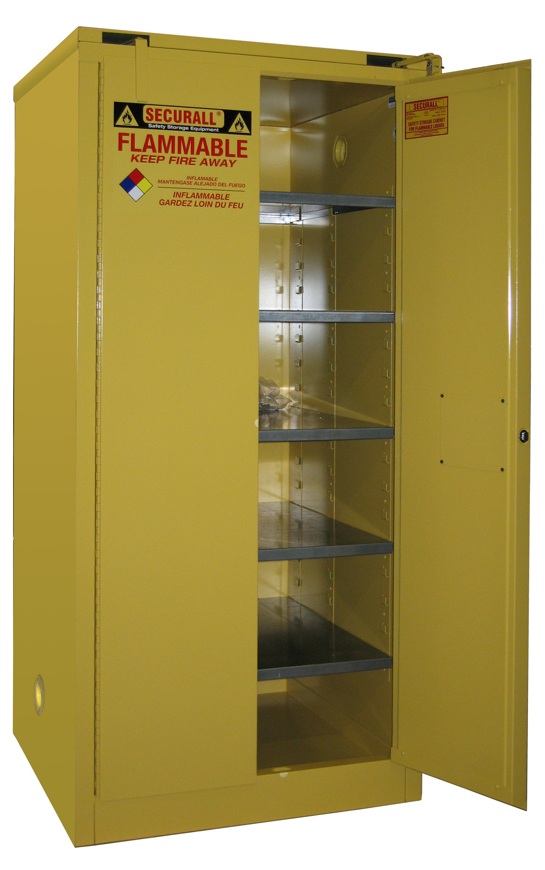 Securall P3120 Paint and Ink Storage Cabinet