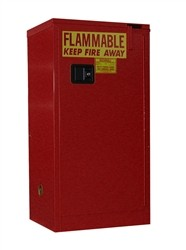 P320 - 20 Gallon Flammable Paint & Ink Storage Cabinet