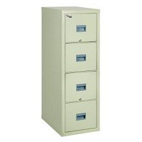 "FireKing Patriot 4P2131-CPA , 4 Drawer Vertical Filing Cabinet, 31"" Depth"