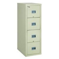 "FireKing Patriot 4P2131-CPA , 4 Drawer Vertical Filing Cabinet, 31"" Depth"