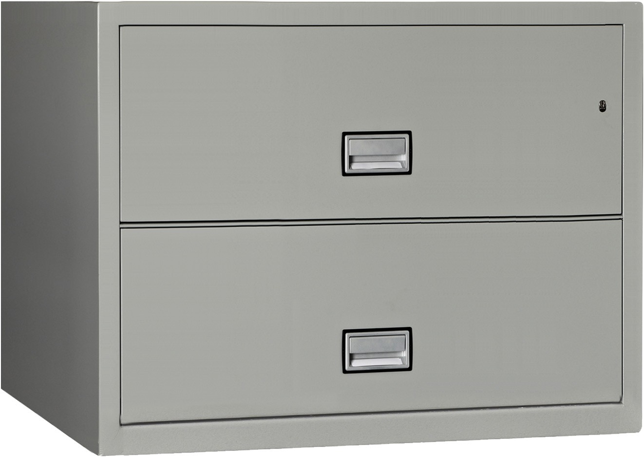 Phoenix Lateral 38 inch 2-Drawer Fireproof File Cabinet