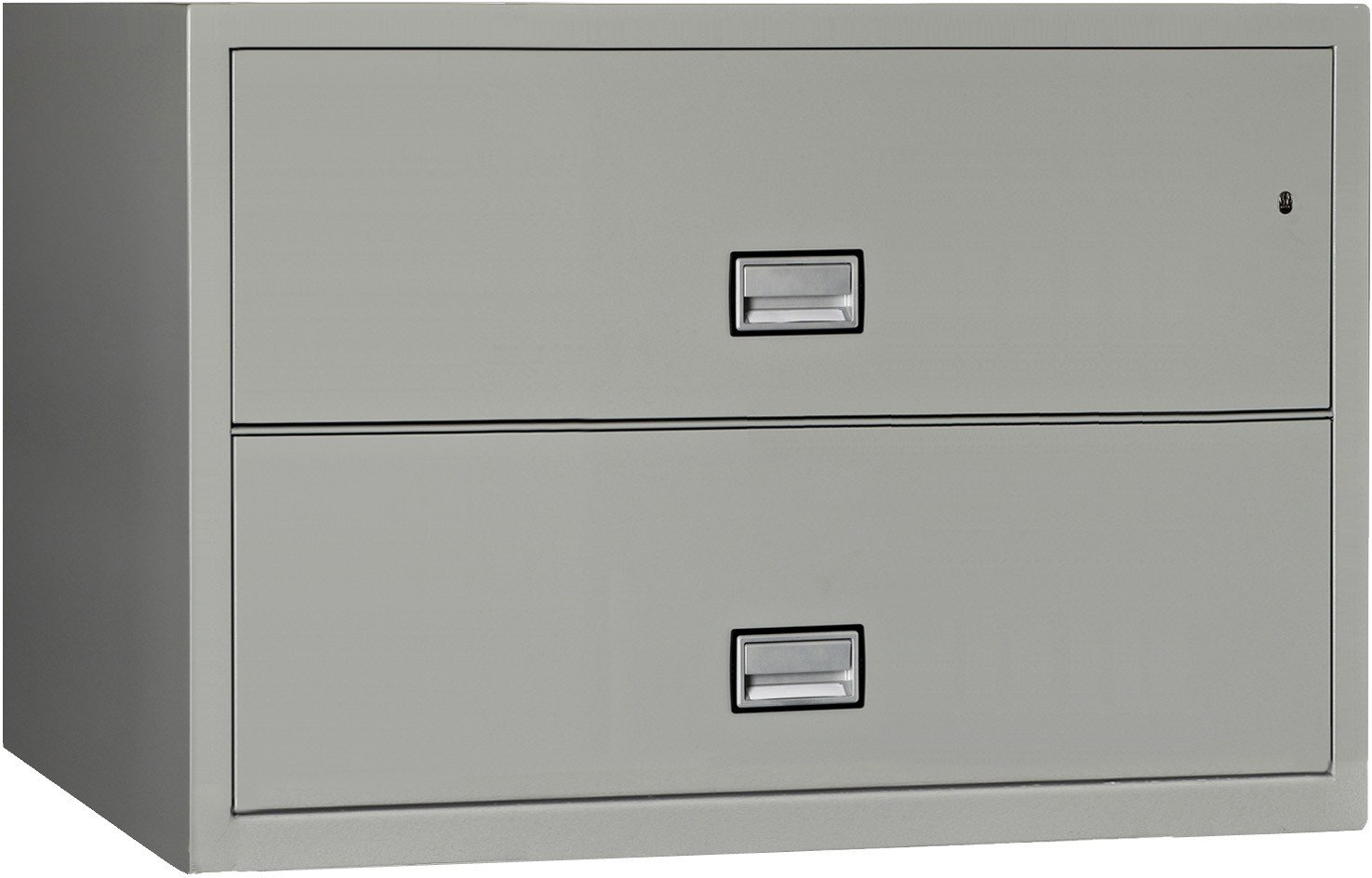 Phoenix Lateral 44 inch 2-Drawer Fireproof File Cabinet