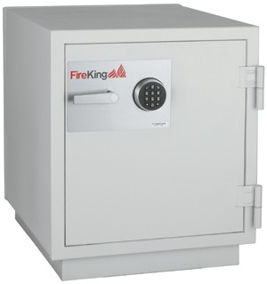 FireKing Three-Hour Data Safe DM1413-3