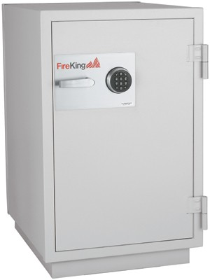 FireKing Three-Hour Data Safe DM2520-3