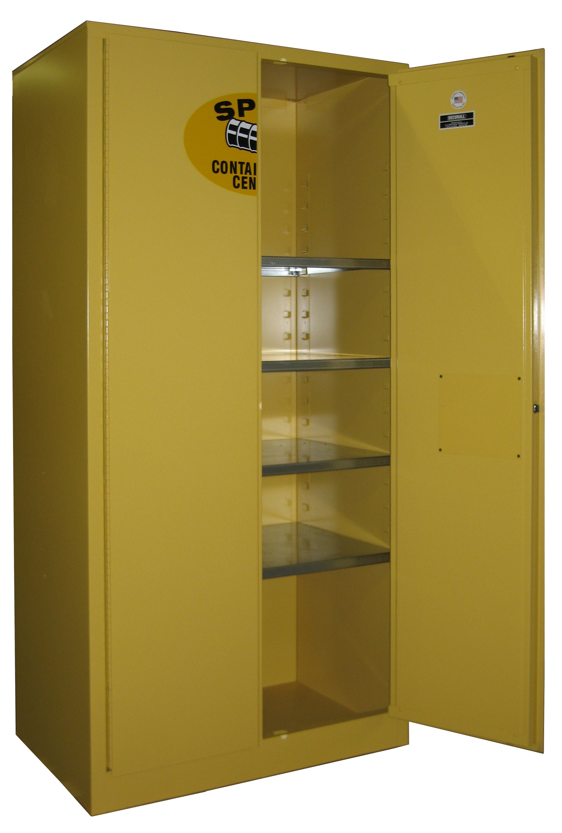 SCC272 - Spill Containment Cabinet - 36 Cubic Feet Cabinet