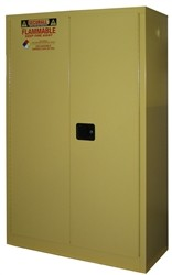 Securall A145 Flammable liquids storage cabinet, OSHA Approved Safety Locker