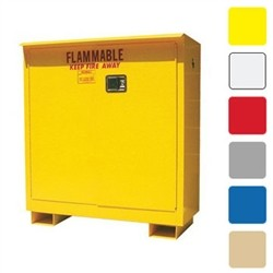 A330WP1 - Weatherproof Flammable Storage Cabinet - 30 Gal. Self-Close, Self-Latch Safe-T-Door