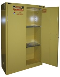 Securall Flammable Storage Cabinet for Liquids and OSHA Compliance