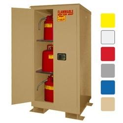 A360WP1 - Weatherproof Flammable Storage Cabinet - 60 Gal. Self-Close, Self-Latch Safe-T-Door