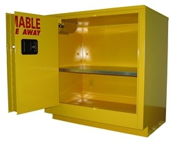 Undercounter Laboratory Flammable Storage Cabinet