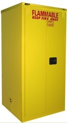 V360 - 60 Gallon Flammable Drum Storage Cabinet