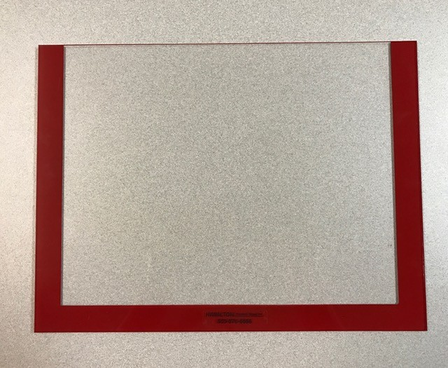 SF 701 Adhesive Form Holder for GSA Vault Doors
