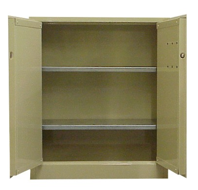 SS142 - Industrial Storage Cabinet - 15 Cubic Feet Capacity
