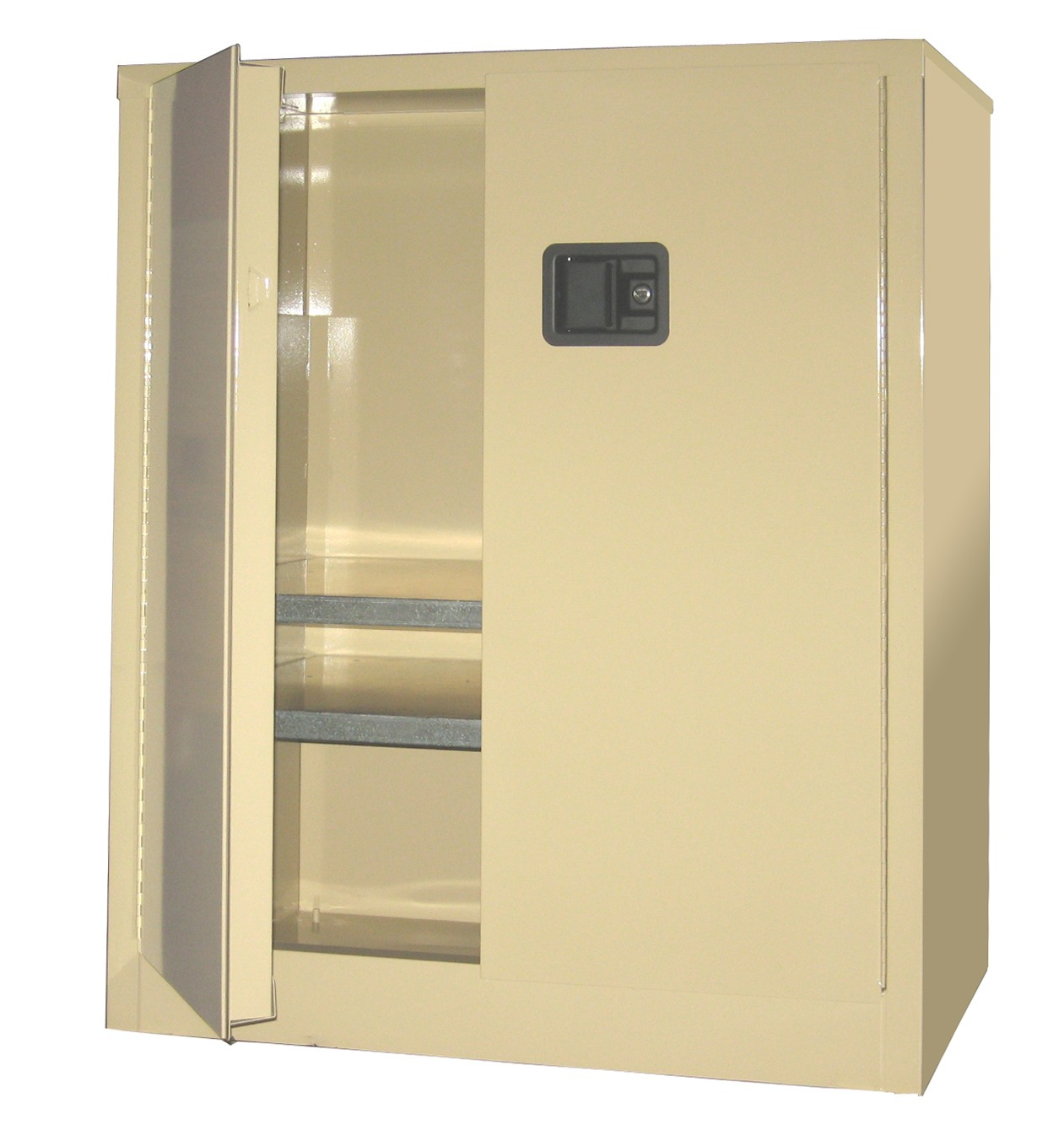 SS242 - Industrial Storage Cabinet - 21 Cubic Feet Capacity