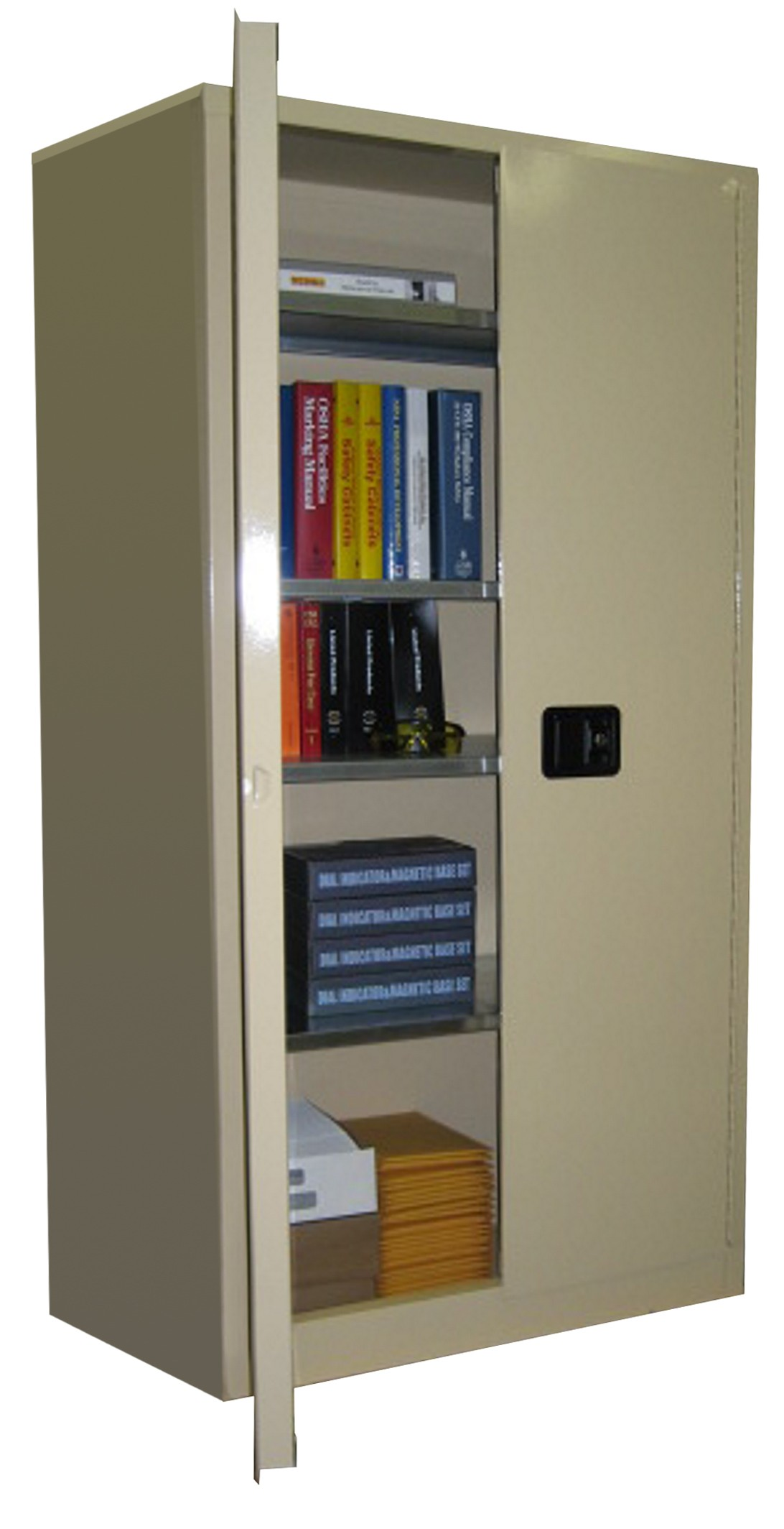 SS272 - Industrial Storage Cabinet - 36 Cubic Feet Capacity