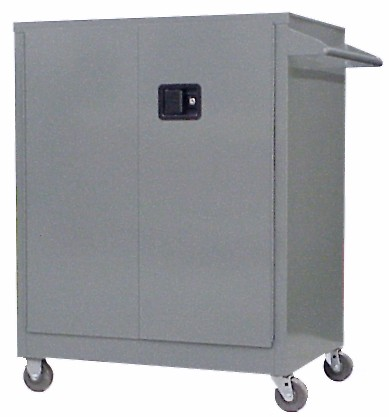 SW242 - Industrial Storage Cabinet - 21 Cubic Feet Capacity