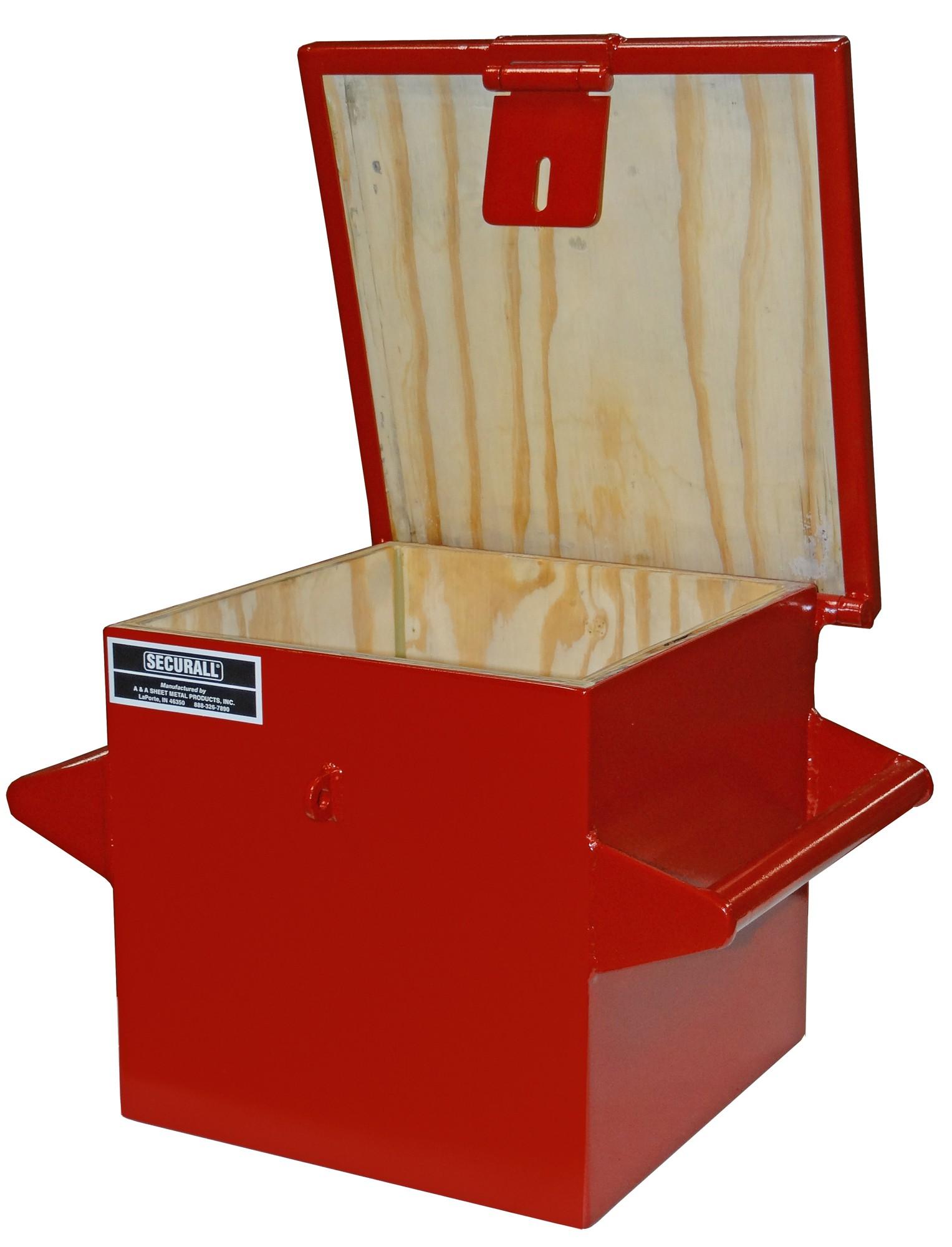 Type 3 Day Box 12x12x12