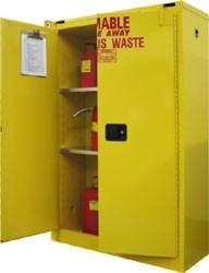 W2045 - 45 Gallon Hazardous Waste Storage Cabinet