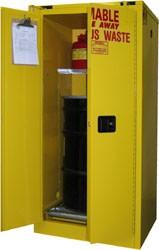 W2075 - 75 Gallon Hazardous Waste Storage Cabinet