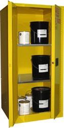 W3060 - 60 Gallon Hazardous Waste Storage Cabinet