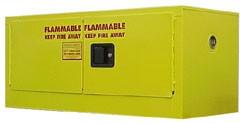 WMA112 - Stackable Cabinet -12 Gal. Self-Latch Standard 2-Door