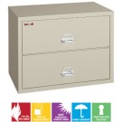 2 Drawer Lateral Fireproof
