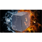 ioSafe 216 NAS 2 x 4 TB Fireproof Waterproof Network Attached Storage, 5 Yr DRS