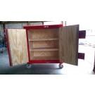 Bullet Resistant Front Load Type 2 Indoor Storage Magazine - T2-IN-BR-48x24x48
