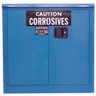 C130 - Acid/Corrosive Storage Cabinet - 30 Gal. Self-Latch Standard 2-Door