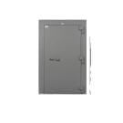 7110-01-475-9590, Class 5 Double Leaf Armory Vault Door - Type IIR, Style K Right Swing control door