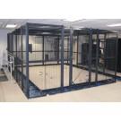 Server Cages for Secure Server Rack Storage Enclosures & Colocation Server Controlled Access