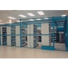 Three-Wall DEA Approved Drug Storage Cage for a Secure Storage Area