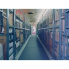 Evidence Storage Cages & Lockers ES-12x12x8