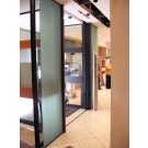 Gunnebo SliSec Security Doors, Noiseless automated sliding doors