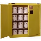 P340 - 40 Gallon Flammable Paint & Ink Storage Cabinet