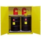 V1110 - 120 Gallon Flammable Drum Storage Cabinet