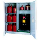 V1500 - 150 Gallon Flammable Drum Storage Cabinet