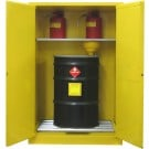 V275 - 75 Gallon Flammable Drum Storage Cabinet