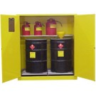 W1080 - 120 Gallon Hazardous Waste Storage Cabinet
