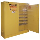 WMA324 - Wall Mountable Cabinet - 24 Gal. Self-Close, Self-Latch Safe-T-Door