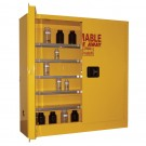 WMA124 - Wall Mountable Cabinet - 24 Gal. Self-Latch Standard 2-Door