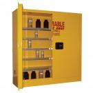 WMA124 - Wall Mountable Cabinet - 24 Gal. Self-Latch Standard 2-Door